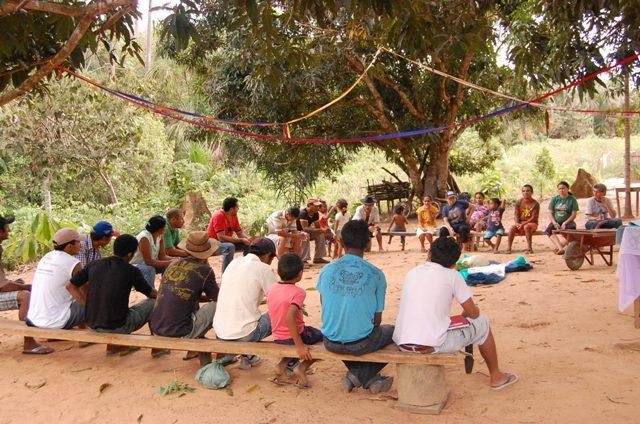 Grupo realizou diagnóstico dos impactos da soja (Crédito: Arquivo Repórter Brasil)