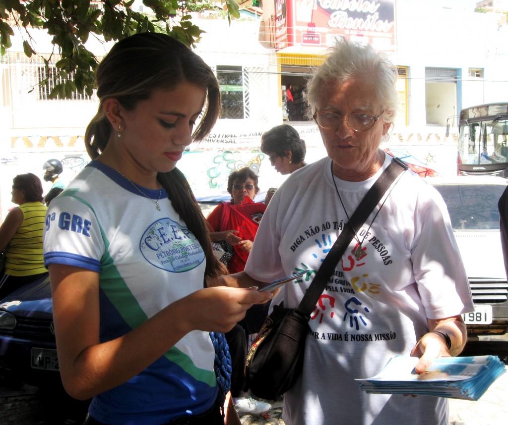 Durante a conversa, os moradores identificaram a ocorrência das práticas no município reforçando a importância de se aprofundar o tema