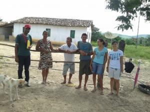 O ENP! pode discutir com as famílias de Manguara os problemas relacionados à migração forçada e o risco para o trabalho escravo