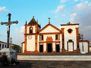 Catedral de Nossa Senhora da Vitória (Créditos: Diocese de Oeiras)