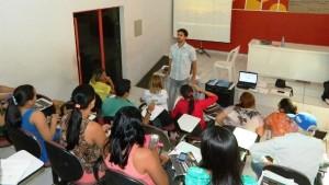 """Encontro sobre o projeto """"Escravo nem Pensar!"""" - Foto: Romário Mendes"""